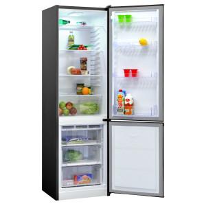 Холодильник NORDFROST NRB 120 232, черный