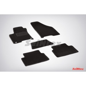 Ворсовые коврики LUX для Chevrolet Lacetti 2004-2013