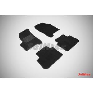 Ворсовые коврики LUX для Citroen C3 Picasso 2009-н.в.