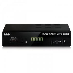 Цифровой ресивер BBK SMP240HDT2, черный