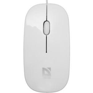 Мышь Defender NetSprinter 440, USB, белый/голубой