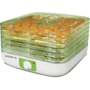 Сушилка для овощей и фруктов Polaris PFD 0405 5под., салатовый
