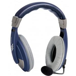 Наушники для ПК Defender Gryphon HN-750, синий