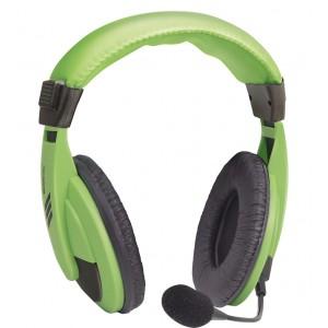 Наушники для ПК Defender Gryphon HN-750, зеленый