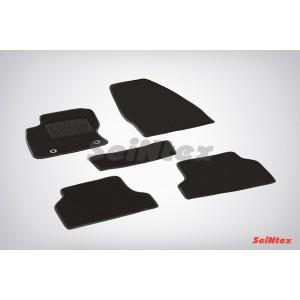 Ворсовые коврики LUX для Ford Focus II 2004-2011