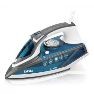 Утюг BBK ISE-2402, синий