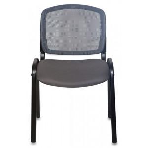 Стул Бюрократ Вики/DG/15-13 спинка сетка темно-серый сиденье серый 15-13