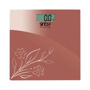 Весы напольные Sinbo SBS 4429, розовый