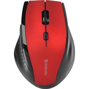 Мышь Defender Accura MM-365 красный