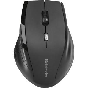 Мышь Defender Accura MM-365 черный