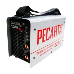 Сварочный аппарат инверторный Ресанта САИ-220