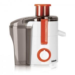 Соковыжималка BBK JC060-H11, белый/оранжевый