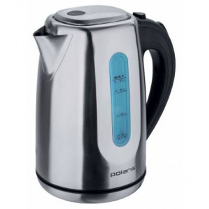 Чайник Polaris PWK 1718 CAL, серебристый