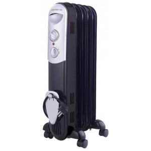 Масляный радиатор Polaris CR 0512B, черный