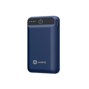 Внешний аккумулятор HARPER PB-2612, BLUE