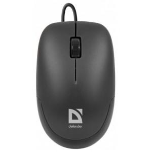 Мышь Defender Datum MM-010, черный