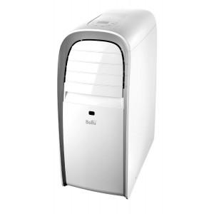 Кондиционер мобильный Ballu Smart electronic BPAC-09 CE_17Y, серебристый/белый