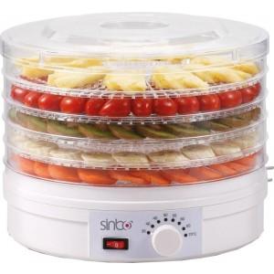 Сушилка для овощей и фруктов Sinbo SFD 7401, белый