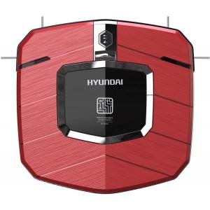 Робот-пылесос Hyundai H-VCRX50, красный/черный