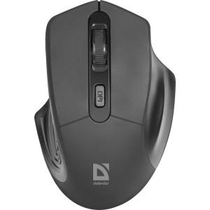 Мышь Defender Datum MB-345 черный