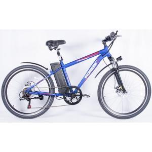 Электровелосипед Pioneer Discovery Darkblue